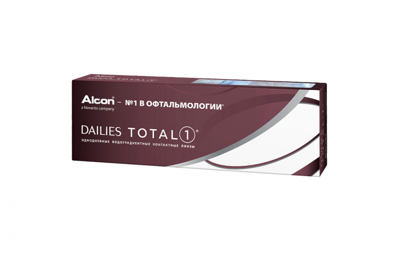 DAILIES TOTAL 1 (30 шт.) Smart Vision